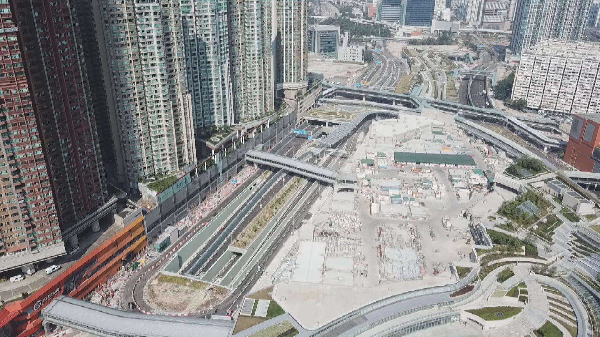 西九龍商業地王新圖則曝光 零售樓面增九成