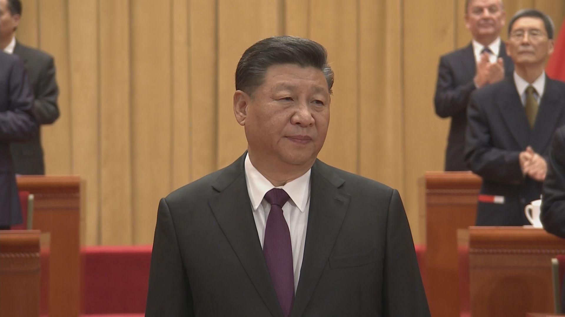 【改革開改40年慶祝會】習近平未提刺激經濟措施