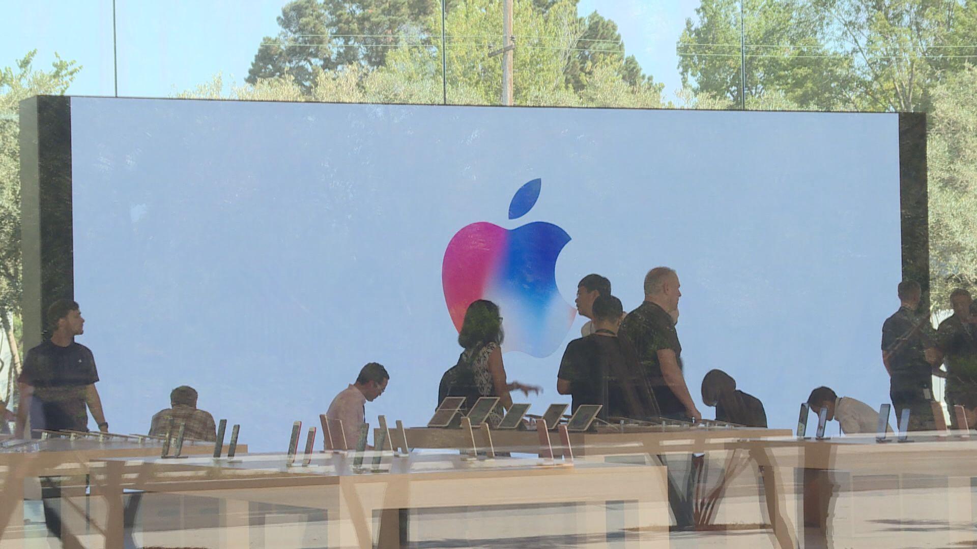 【回復增長】受惠iPhone銷售 蘋果首季度業績勝預期