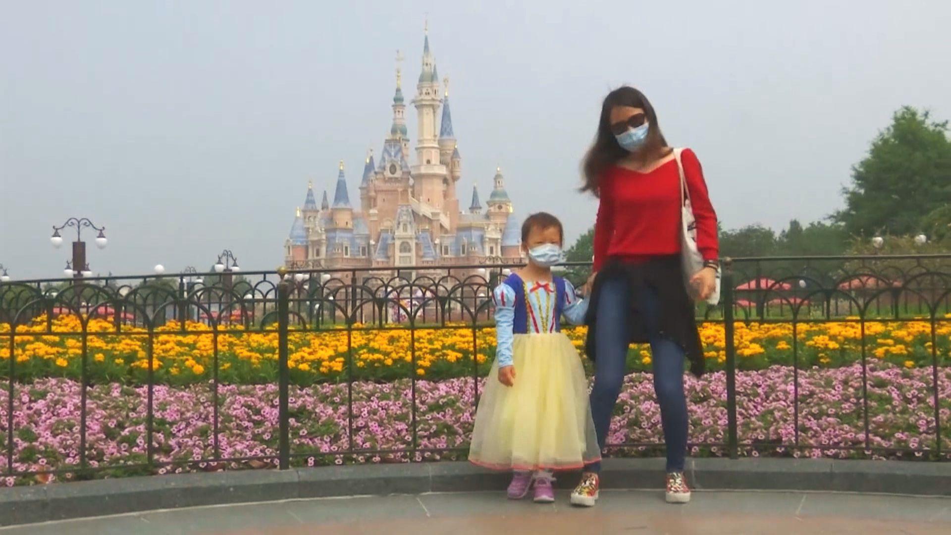 【做足防疫】上海迪士尼樂園重開