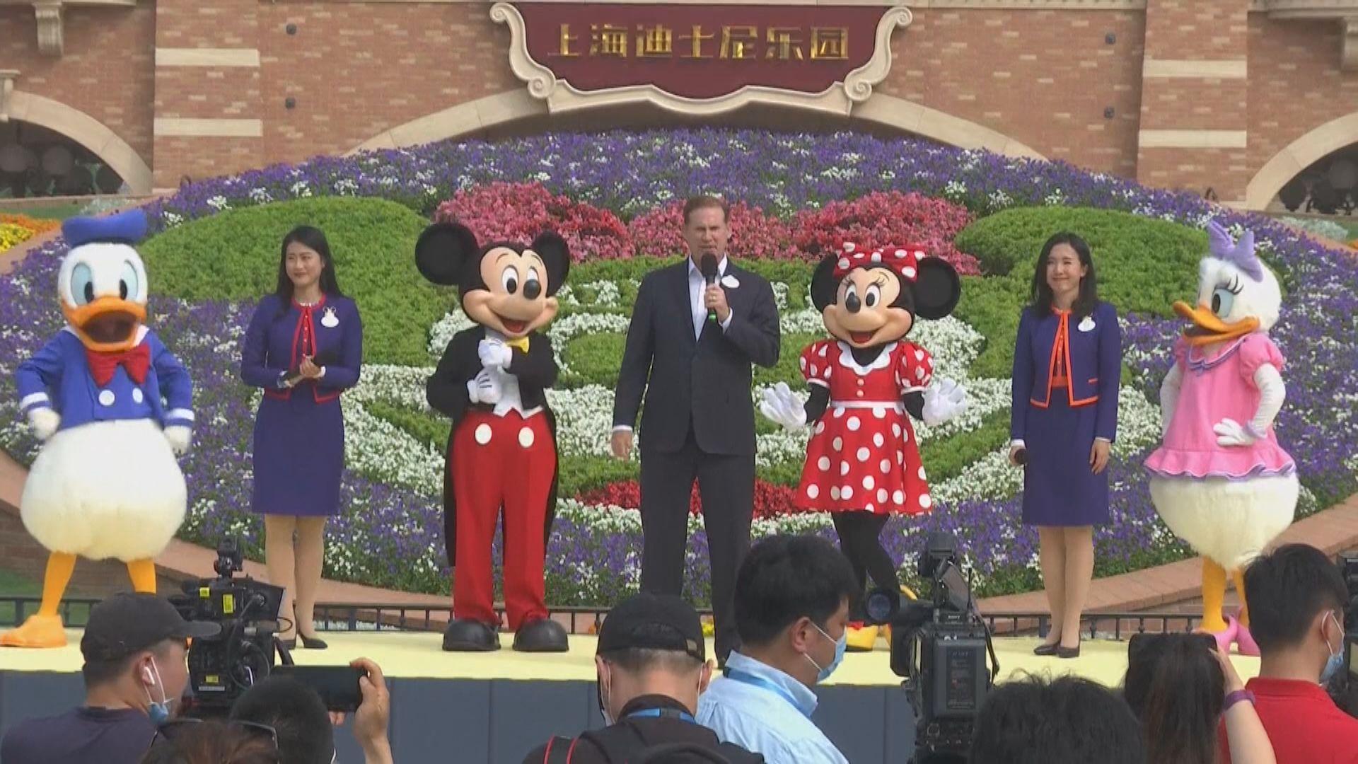 【全球首間】上海迪士尼樂園重開
