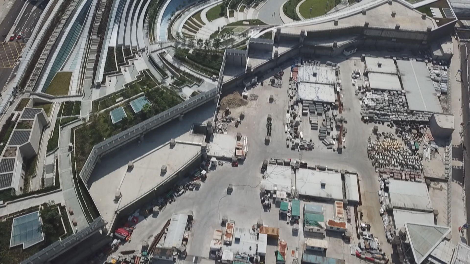 【西九地王】新地低價奪地 大行料回報有4%至6%