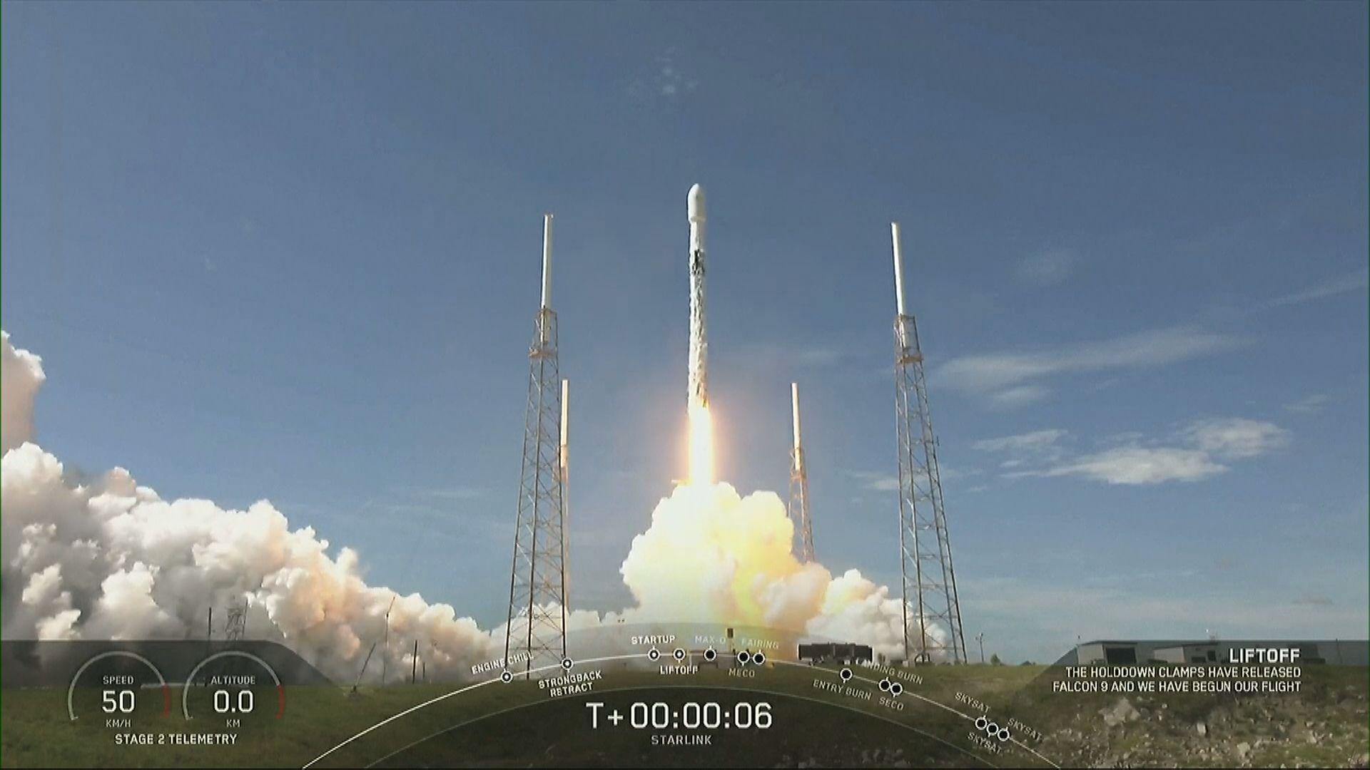 傳SpaceX估值急升至740億美元