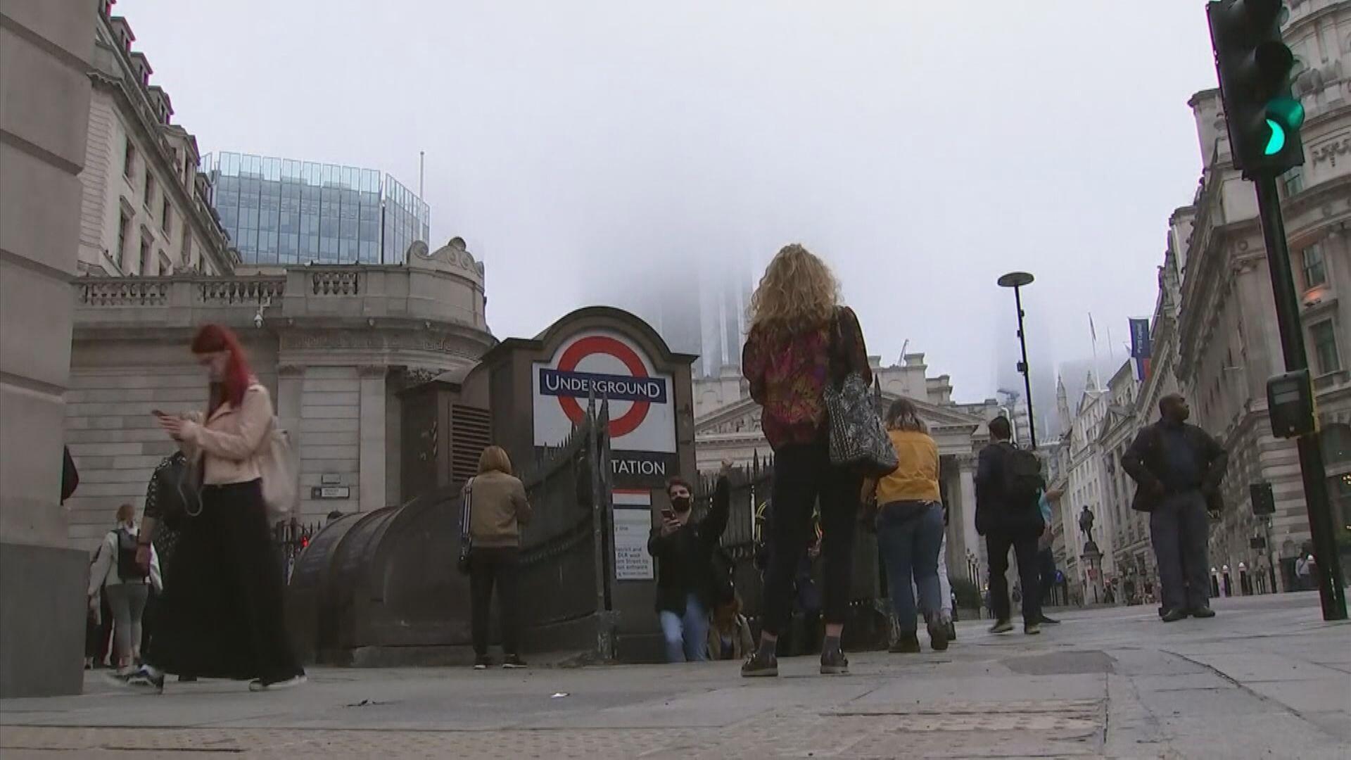 有道德責任?倫敦市長:撥90萬鎊幫移英港人