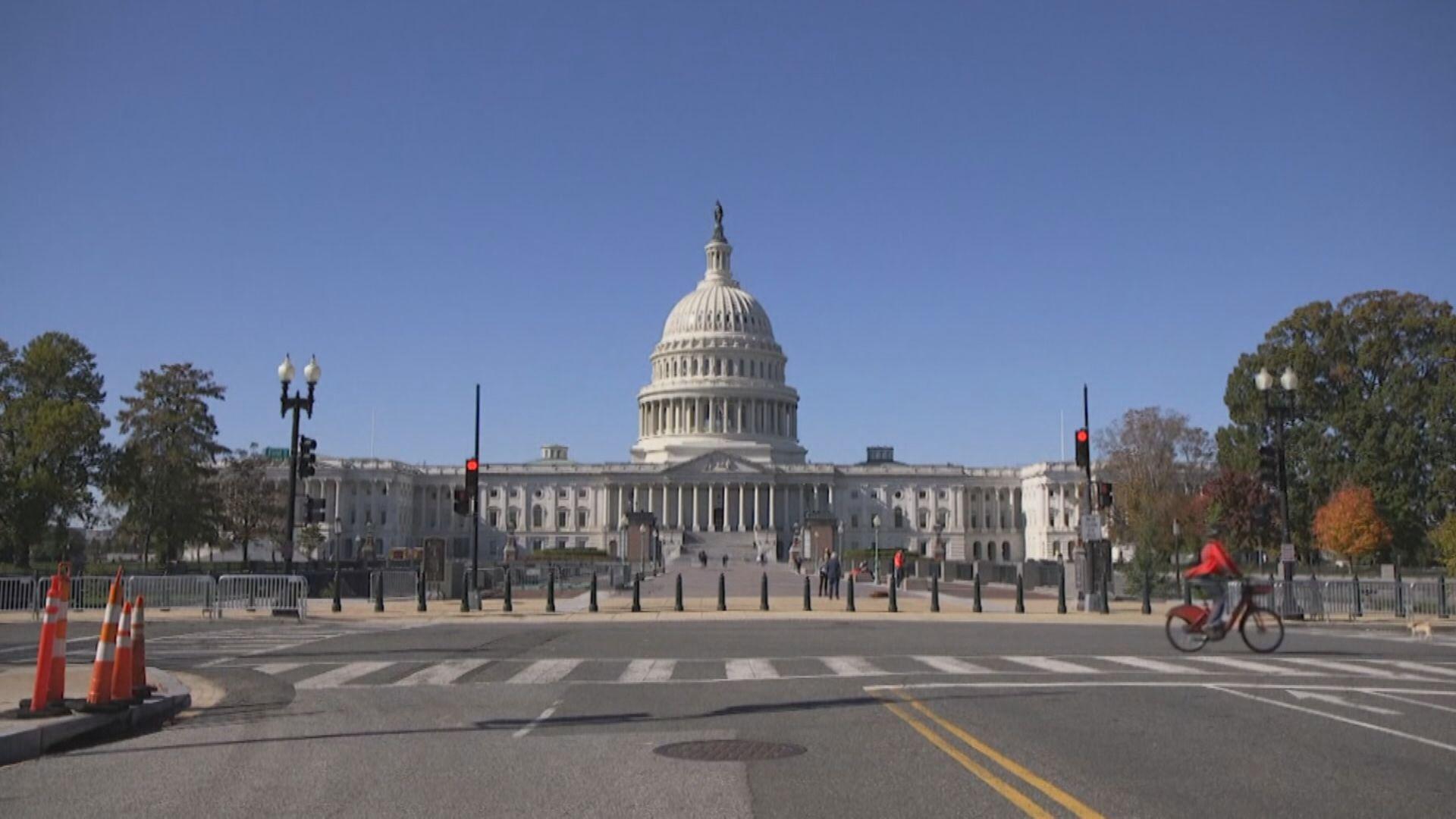 眾議院通過限制企業在美上市法案