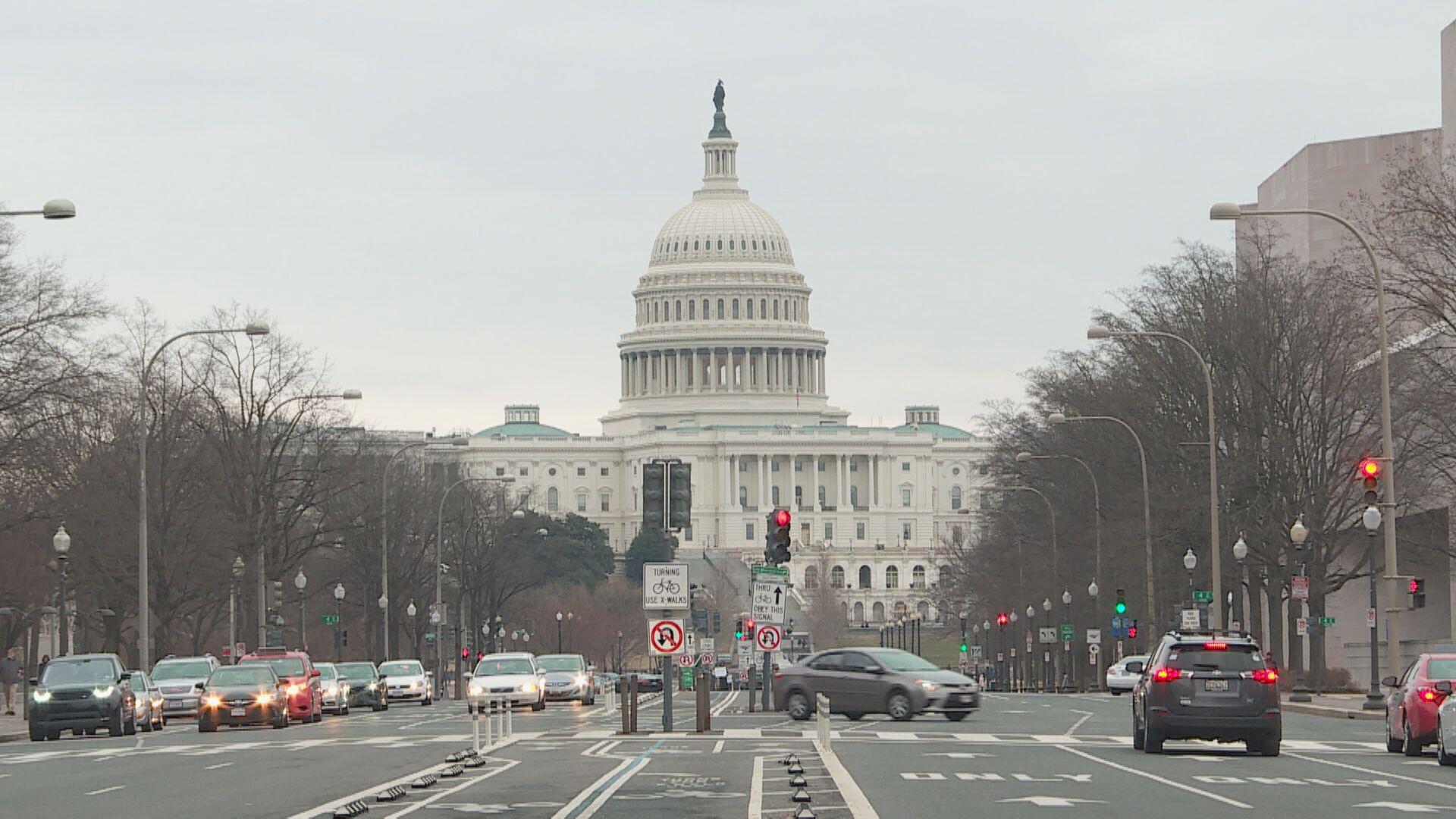 白宮和民主黨未達成協議 擬周二再會談