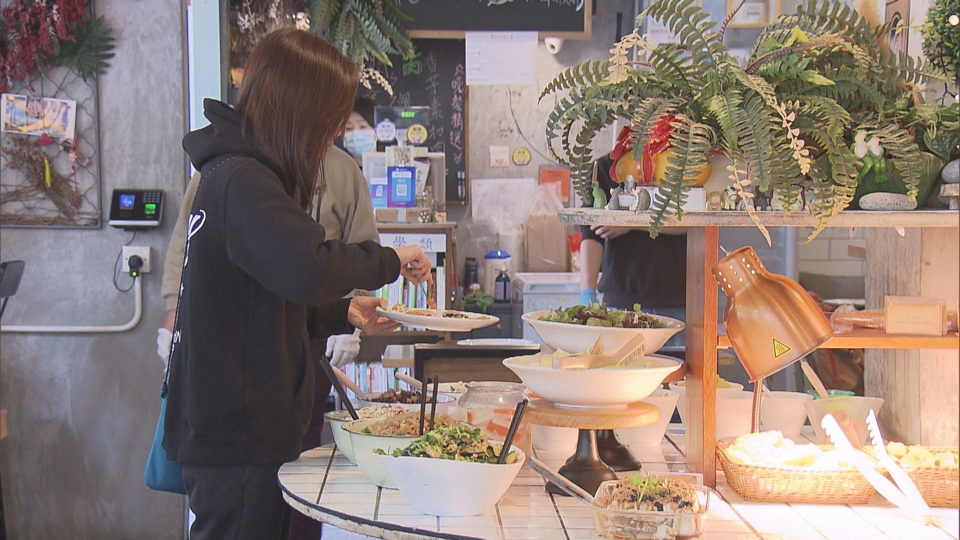 【疫情影響】素食自助餐廳轉型自救
