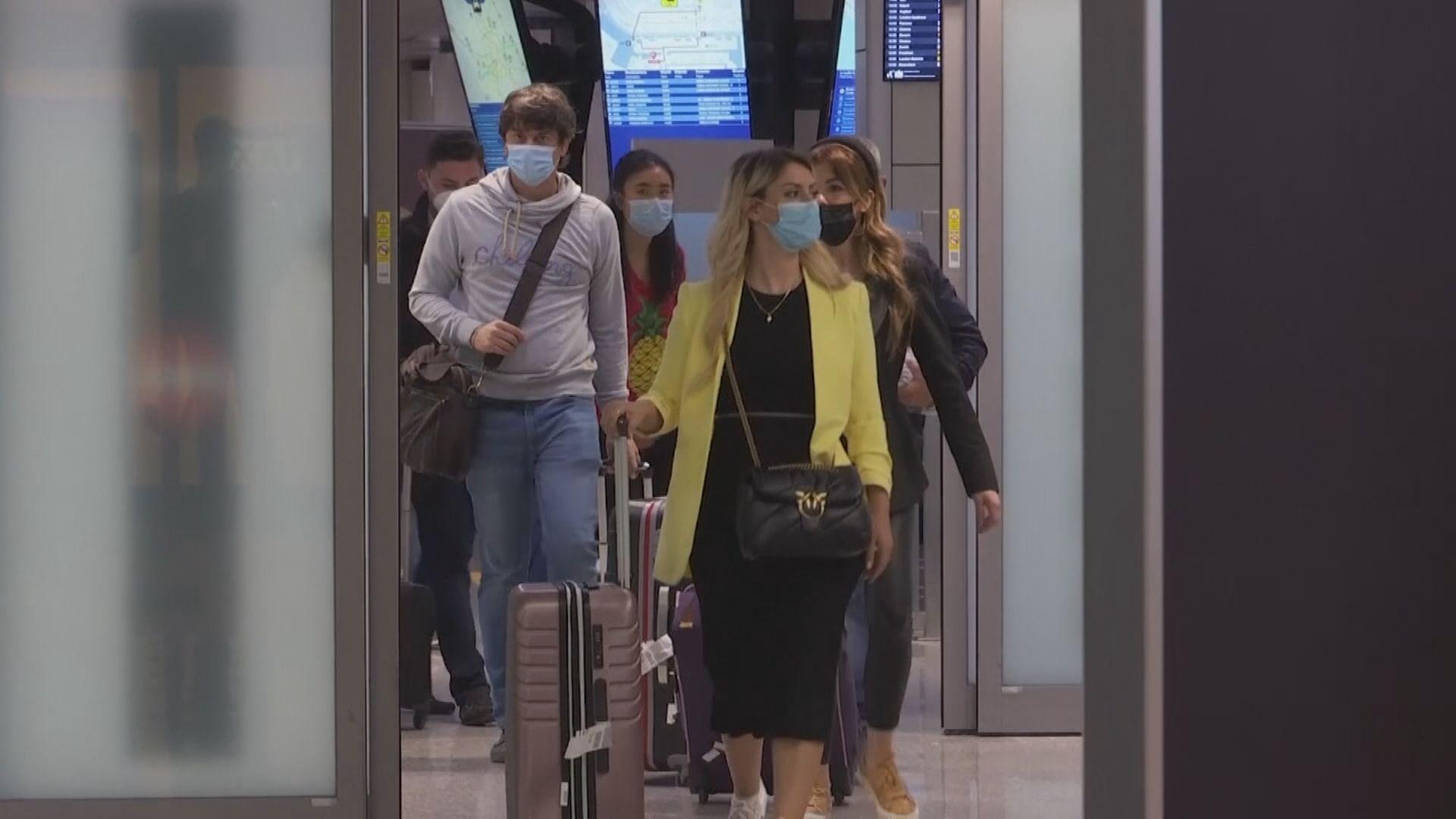 歐盟准接種「認可疫苗」旅客入境  國藥有份
