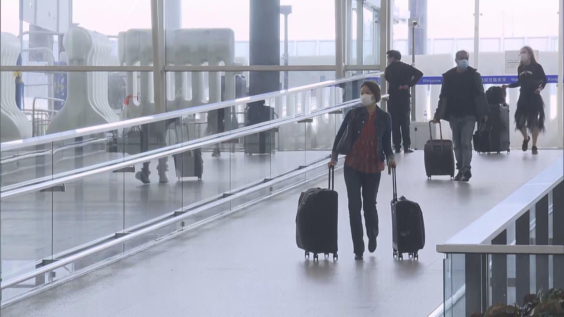 泰、日等六國與港府就旅遊氣泡商討雙邊安排