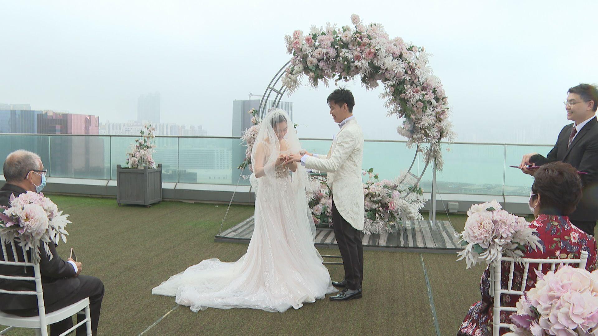 【疫情影響】婚宴延至傳統淡季 攝影室生意跌80%