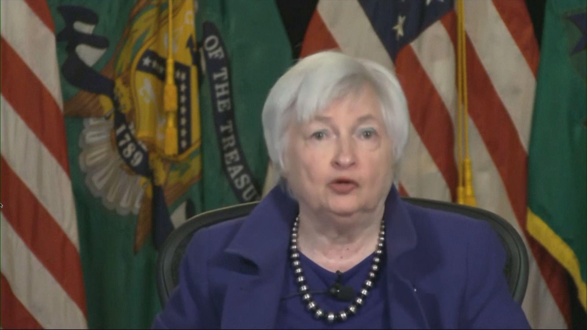 耶倫:通脹升會有工具應對