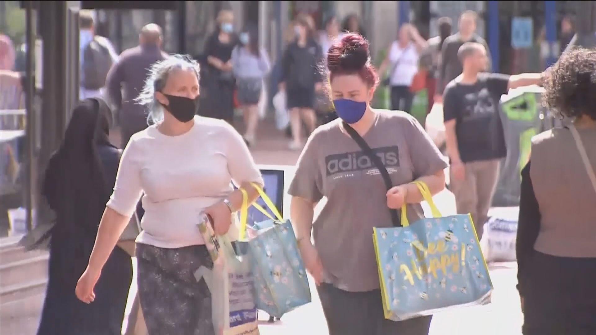 【下周四生效】政府將英國列入高風險地區 抵港需持病毒檢測陰性證明