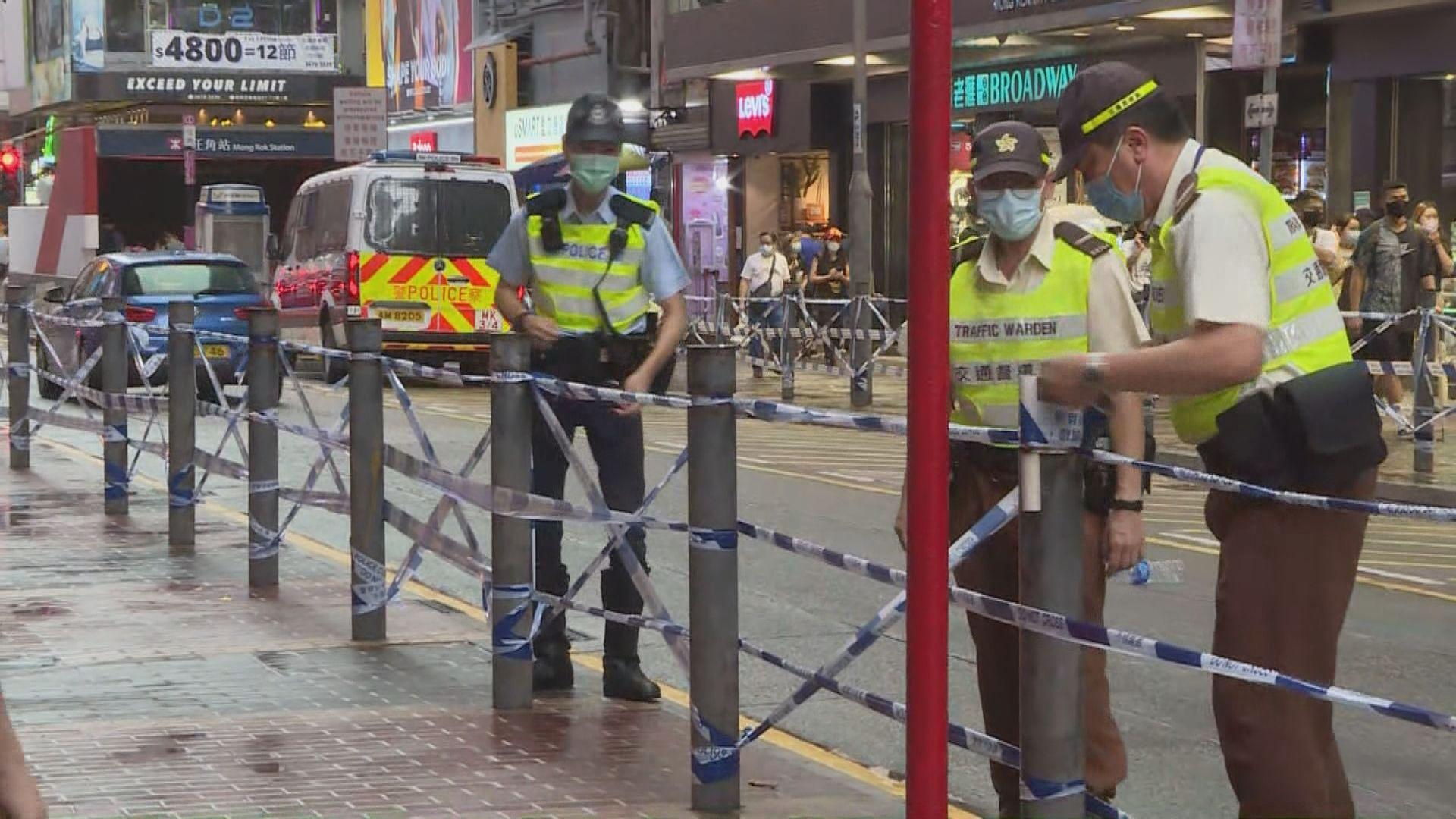 【612兩周年】警方於銅鑼灣及旺角加強戒備 多人被截查