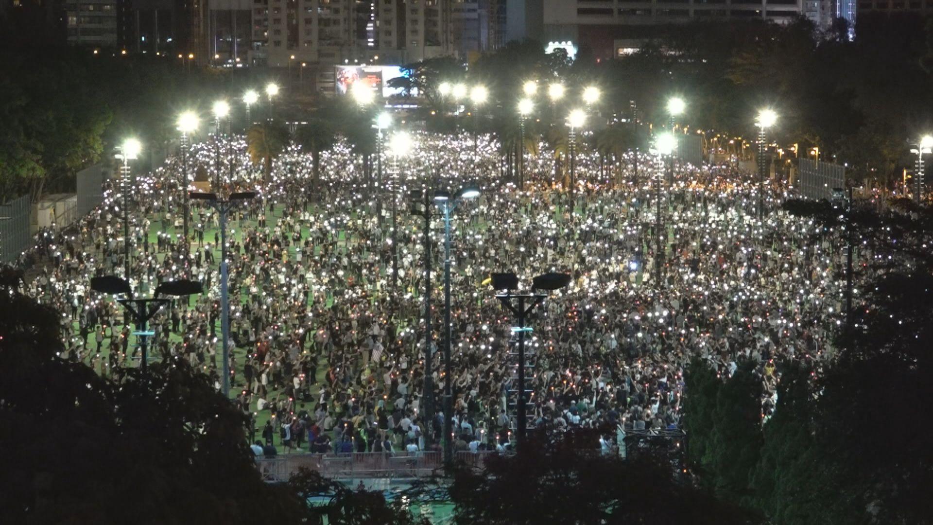 六四禁辦遊行集會 支聯會:今年不會組織宣傳維園集會