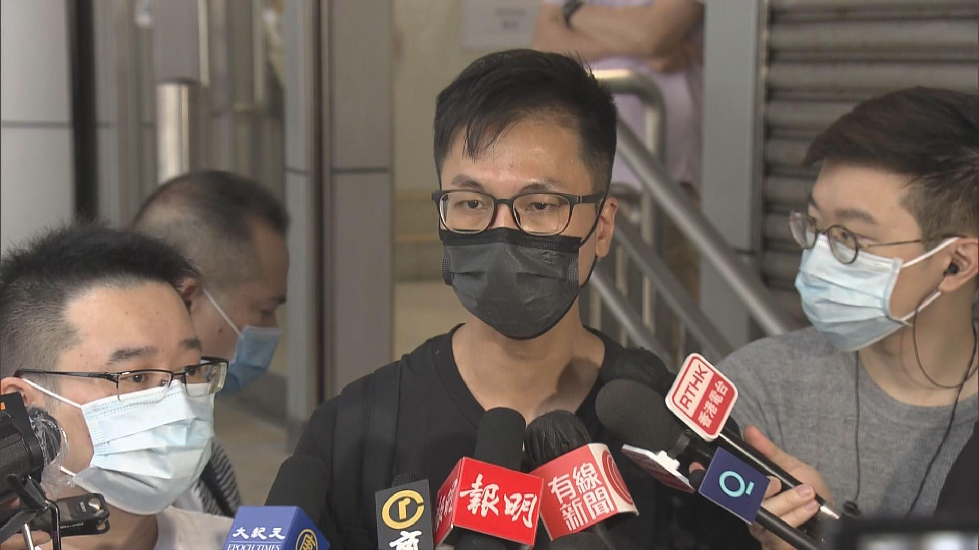 支聯會呼籲警方批六四集會不反對通知書 強調集會自由