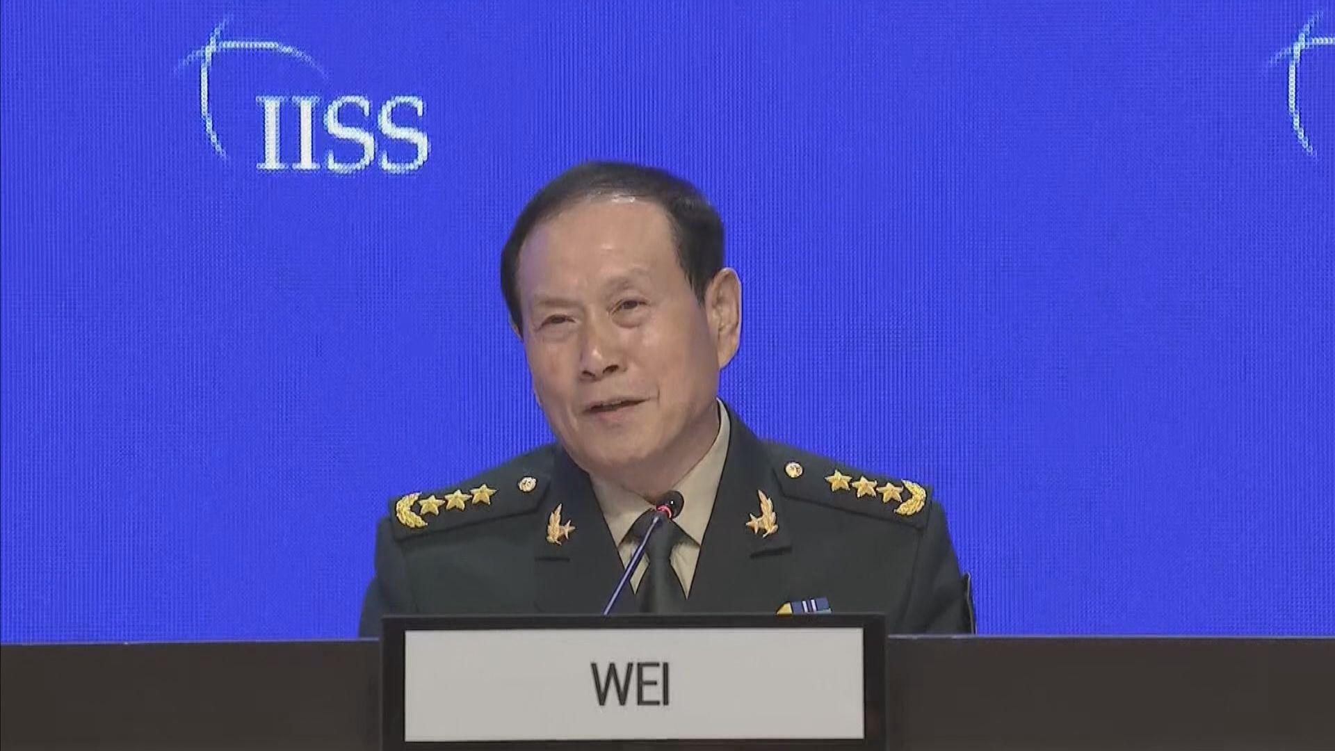 魏鳳和:中央當年六四採取正確措施平息動亂