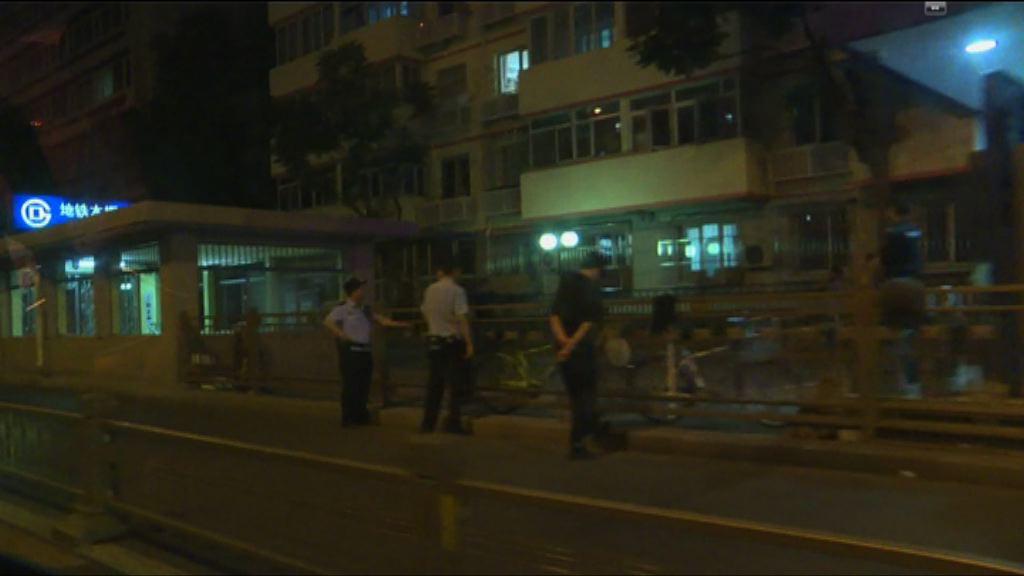 六四事件前夕 當局加強北京木樨地保安
