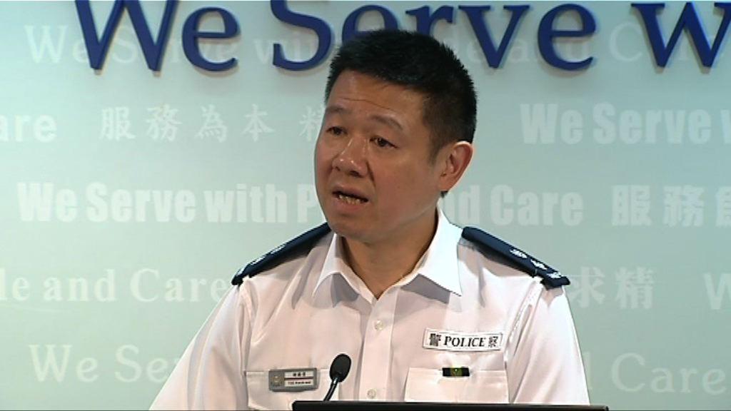 警方公布六四晚會人群管理安排