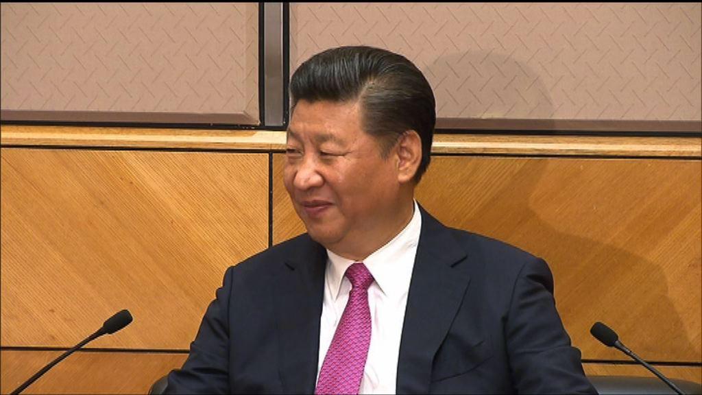 習近平冀政府完善行政立法關係