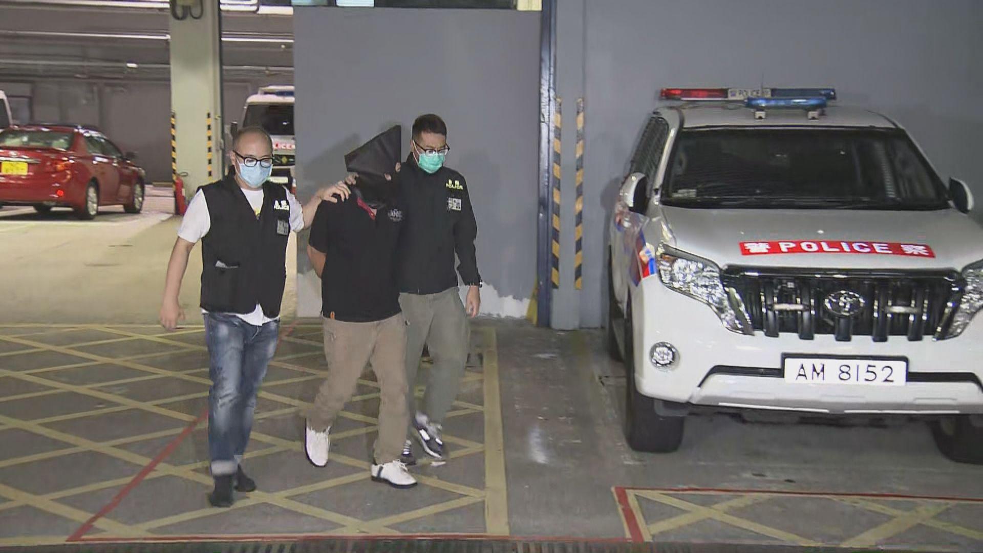 【十三個月前夕】721案再拘六男 涉暴動及串謀傷人