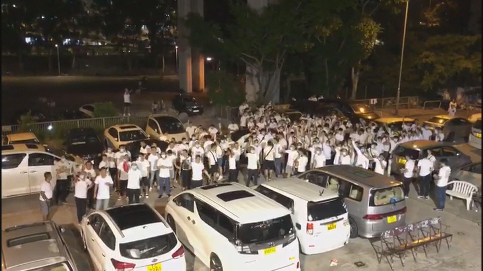 721元朗襲擊事件 警稱曾派便衣警視察人群集結地方