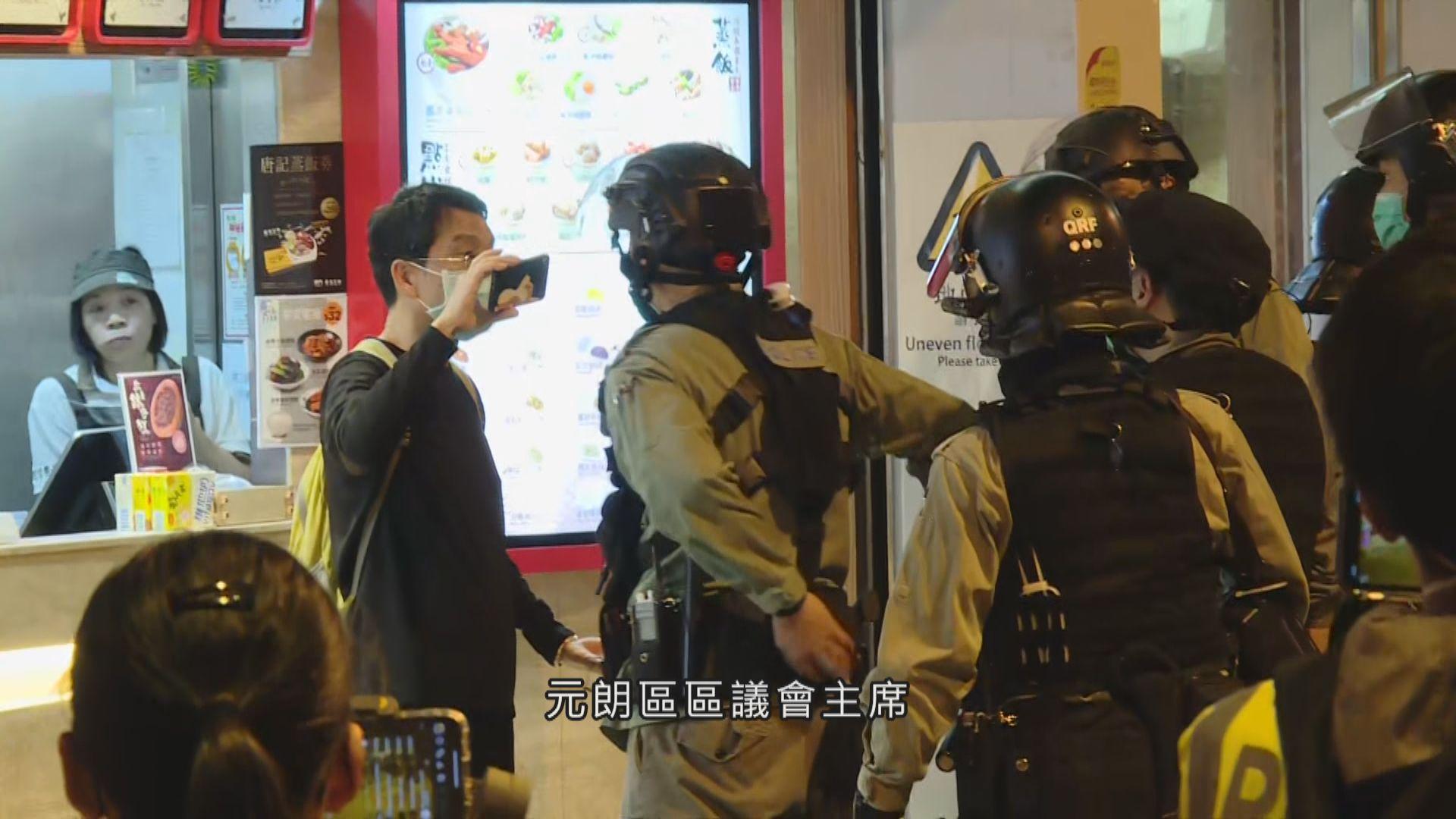 721襲擊事件八個月 黃偉賢涉阻差辦公被捕