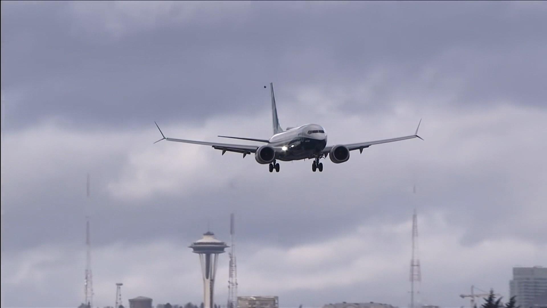 民航處禁止波音737MAX客機飛越本港