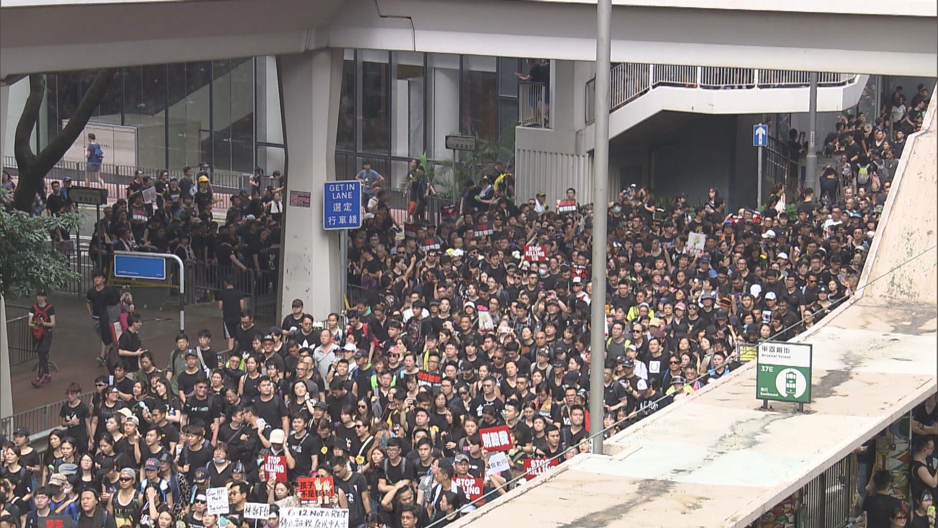 周六831方案通過五周年 民陣原定趁此舉行遊行