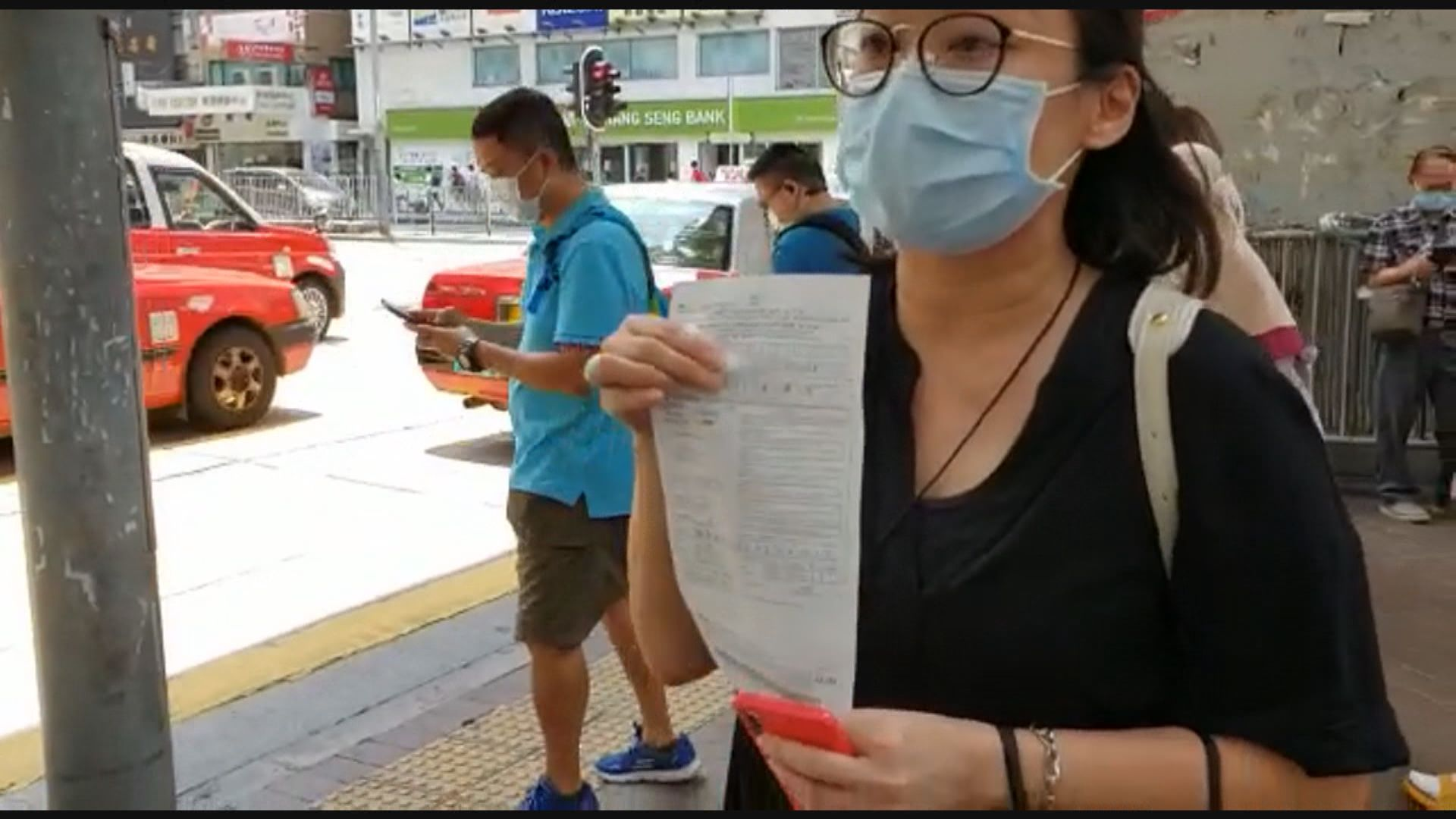 太子站831事件一周年 警方指獻花市民亂拋垃圾