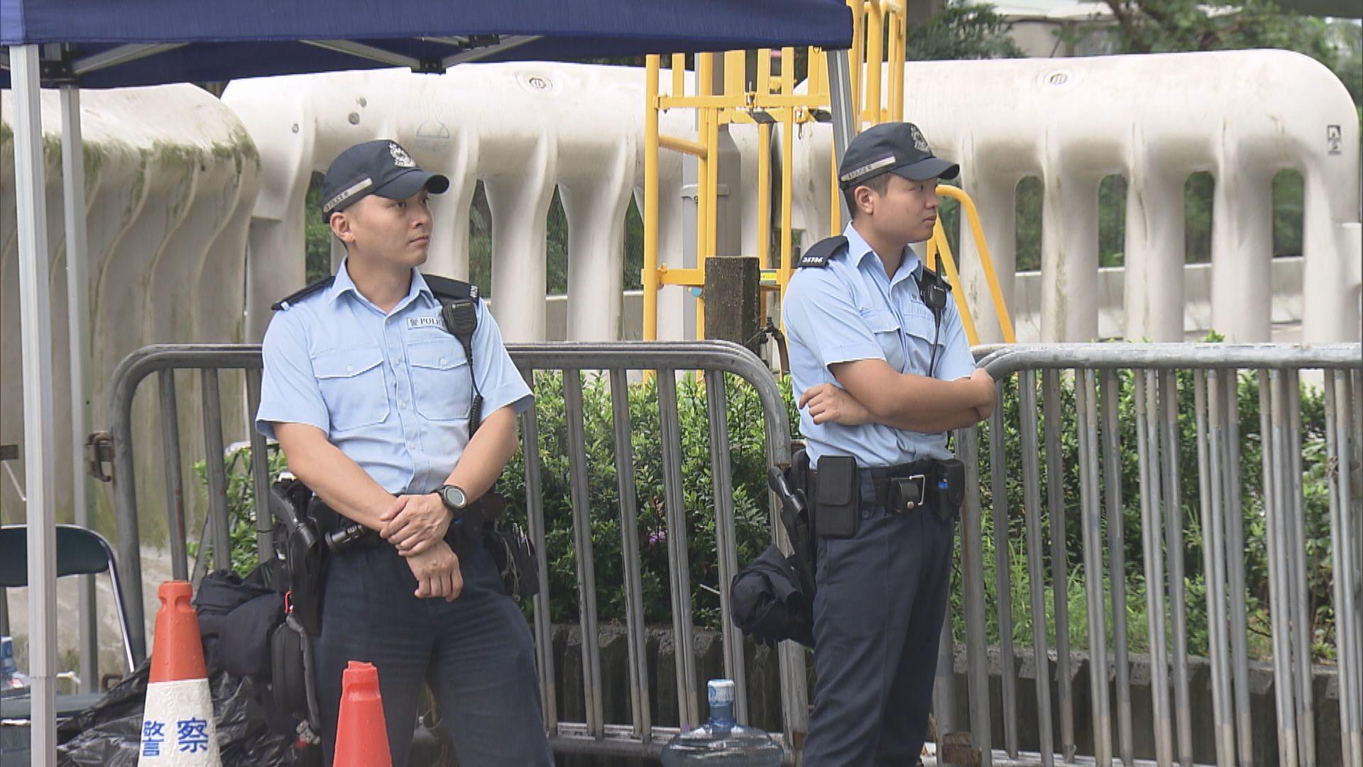 【831五周年】網民發起港島區不同活動 中聯辦政總保安嚴密