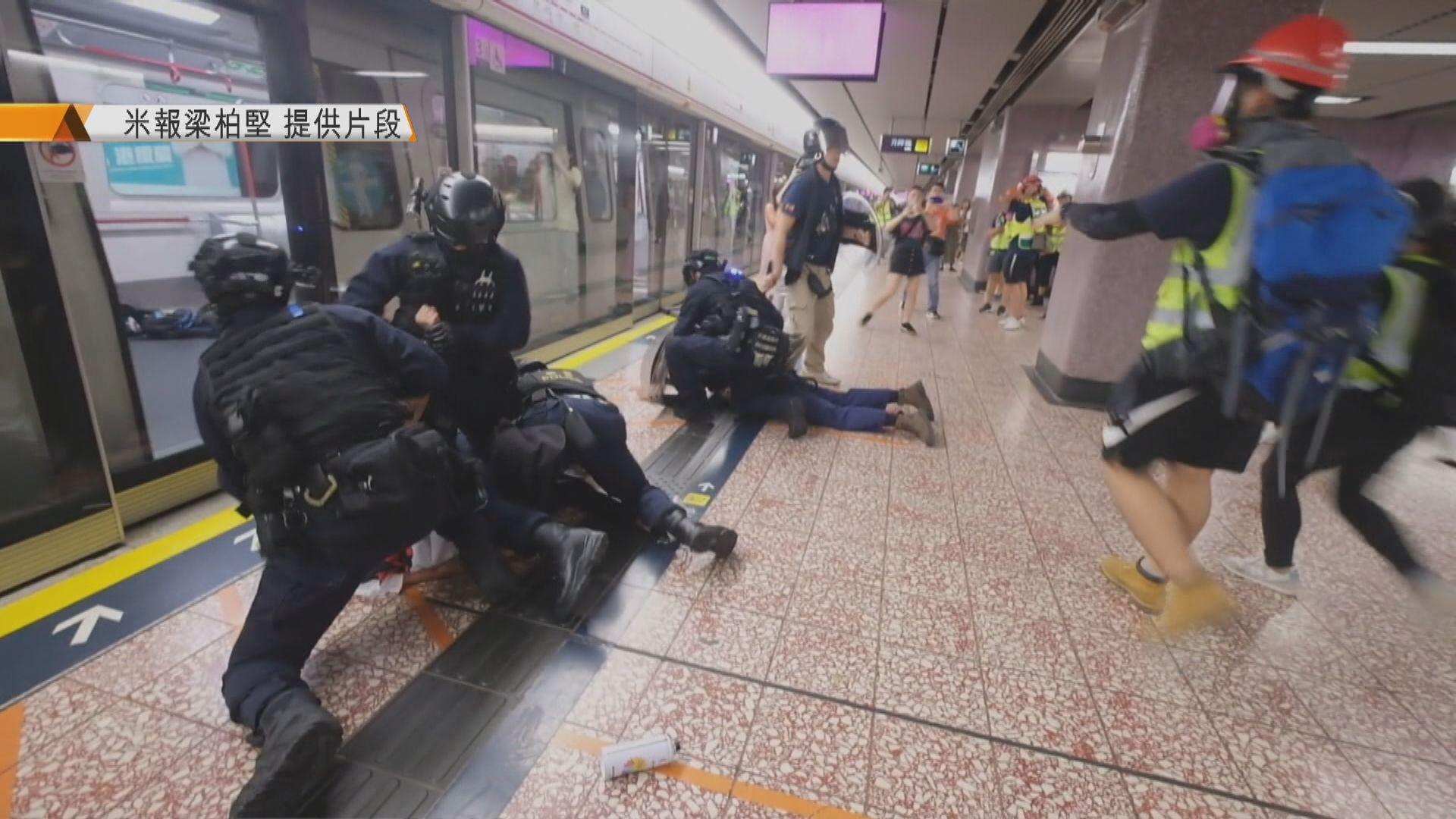 831太子站事件 7人被控暴動等罪下月提堂