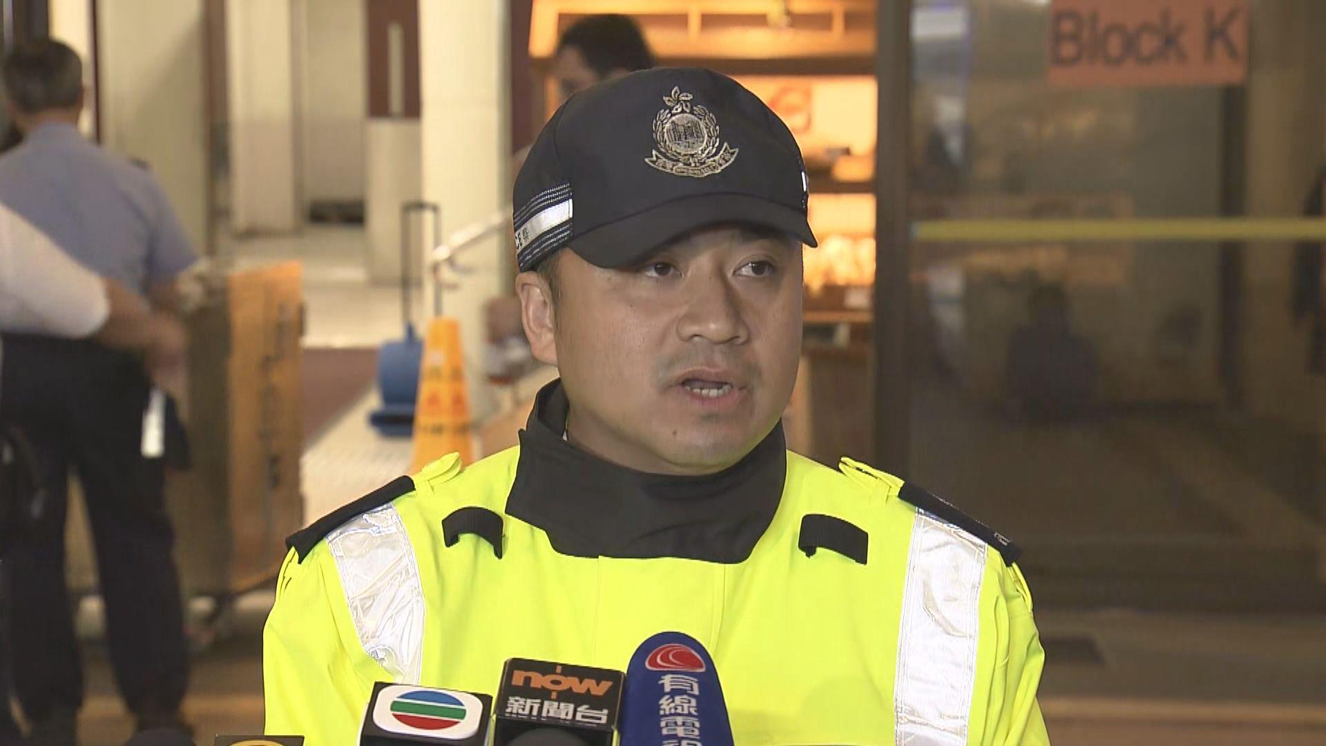 警方:循三方向調查香港仔車禍