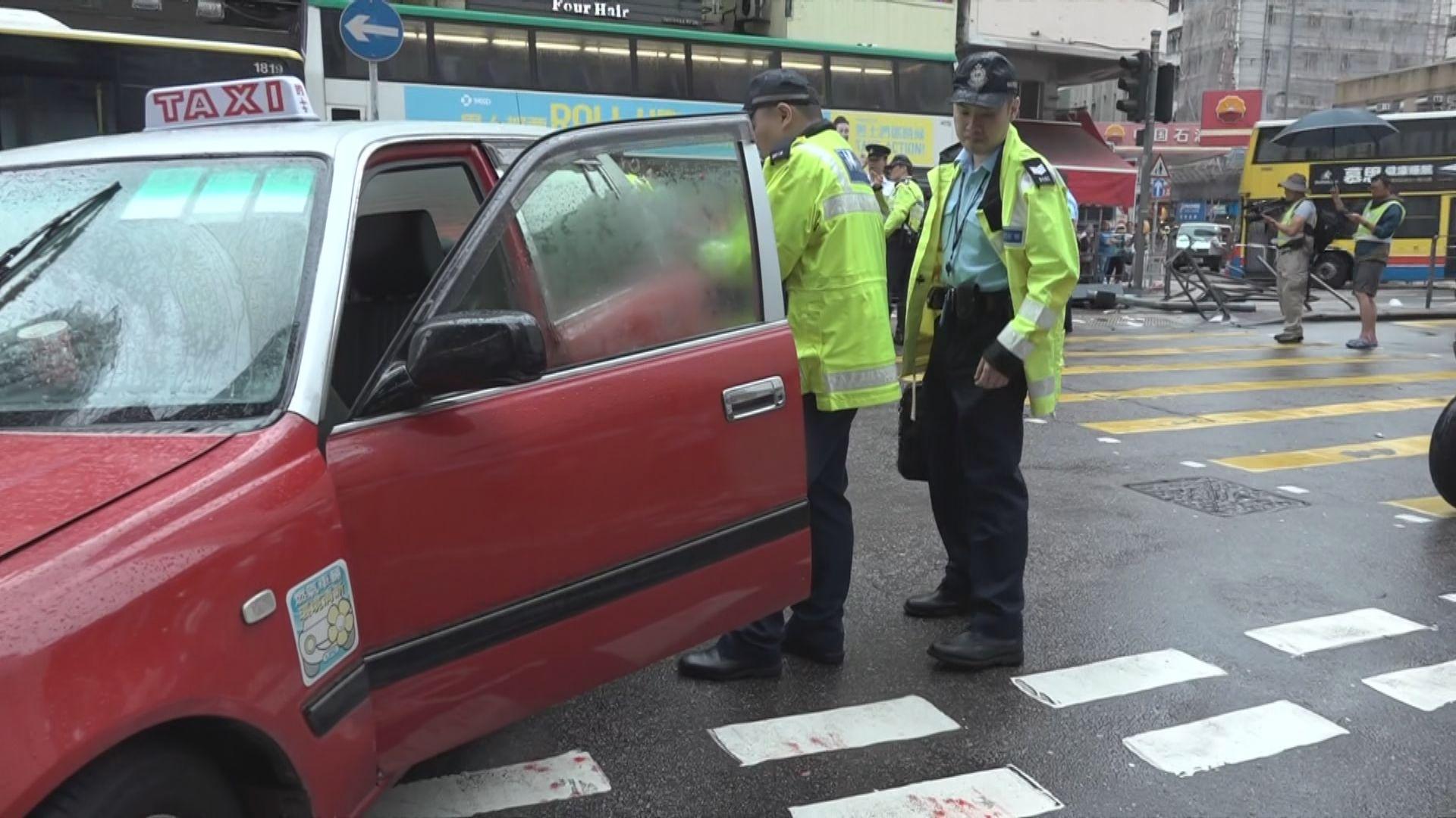 香港仔車禍 兩傷者在深切治療部留醫