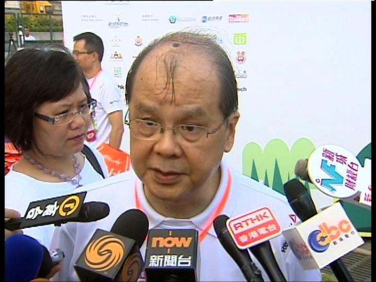 張建宗:匡智會須就虐待學員提交報告