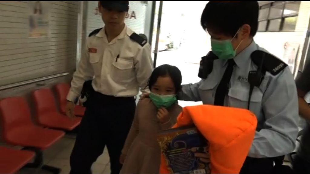 旺角8歲女童報稱受虐 母親被捕