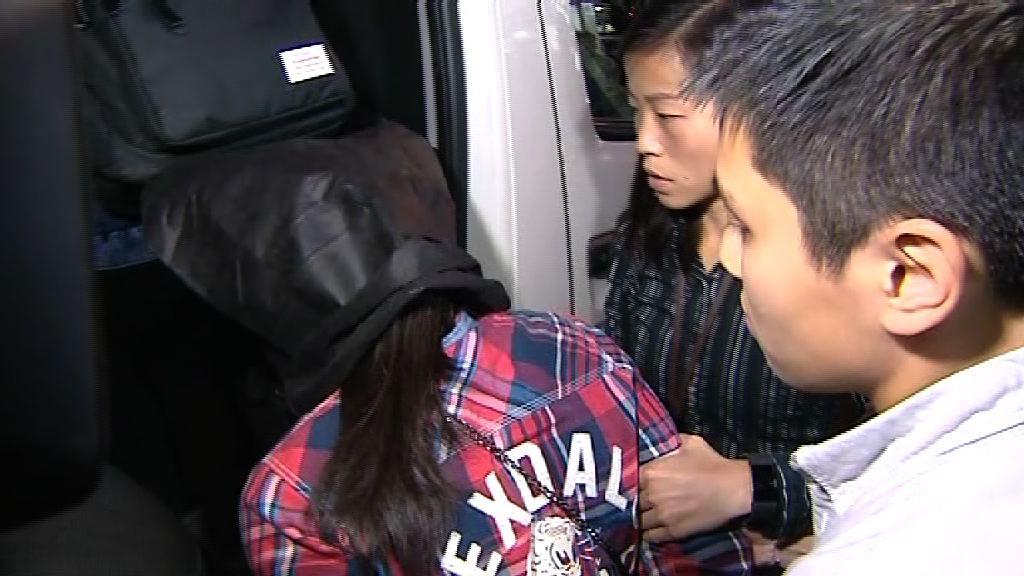 四歲女童疑遭虐待身體多處瘀傷 警拘兩人