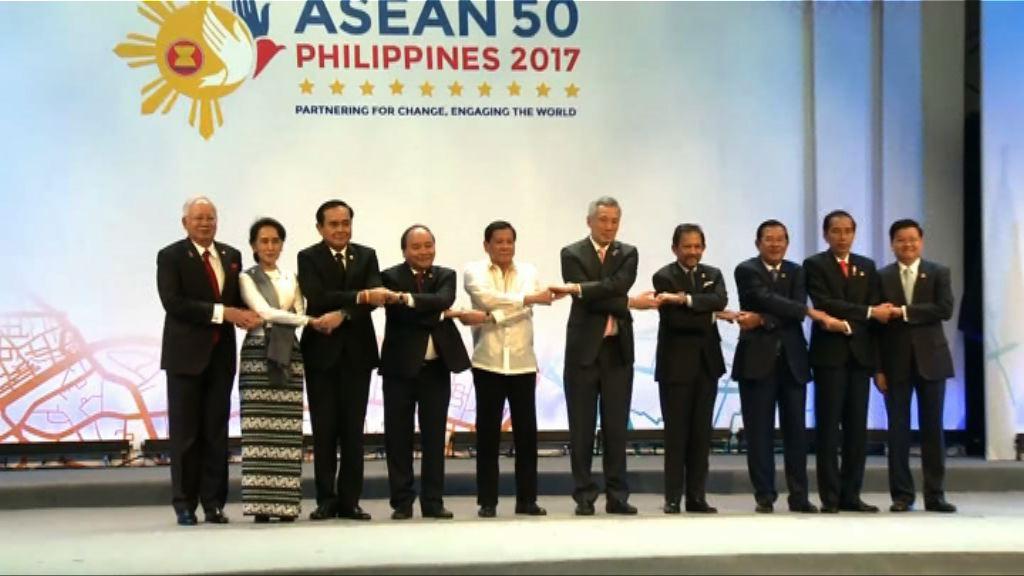 東盟主席聲明未就南海譴責中國