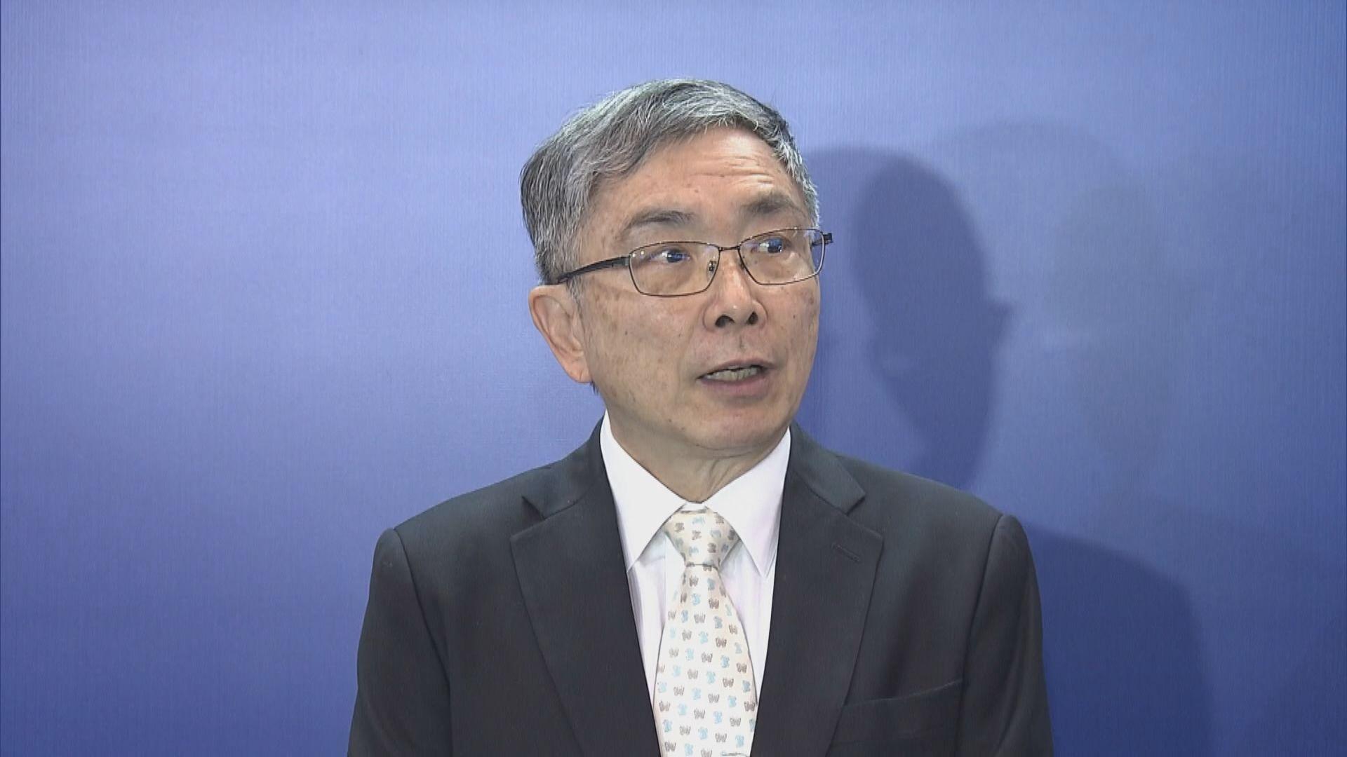 劉怡翔:樓市措施是否要「減辣」言之尚早