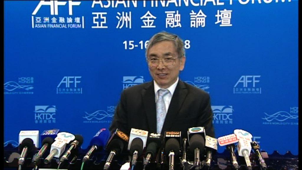 【無助成交】劉怡翔:不會減股票印花稅