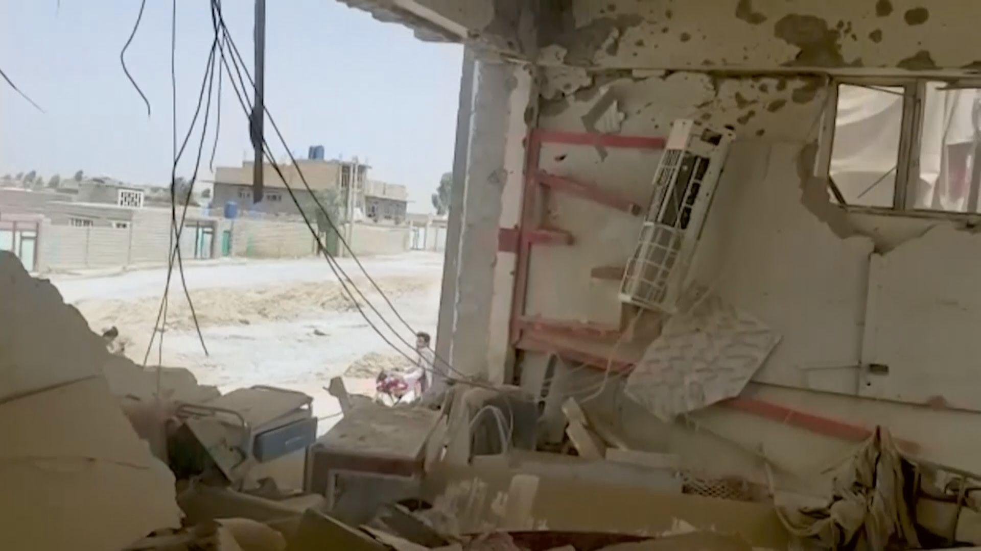 阿富汗代理防長住宅外發生汽車炸彈爆炸 塔利班承認責任