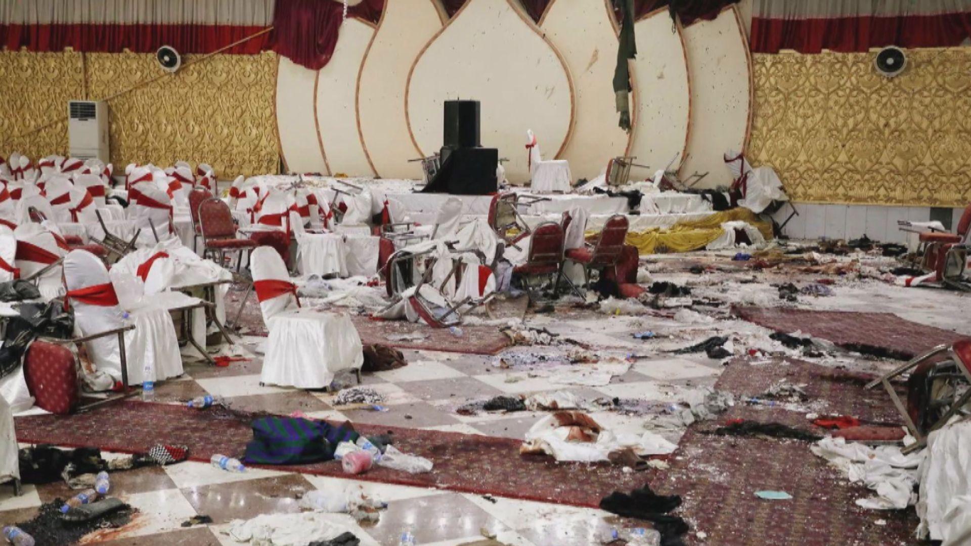 伊斯蘭國承認策動阿富汗婚禮會場襲擊