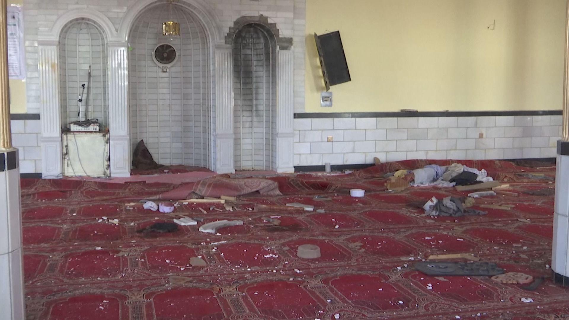 阿富汗清真寺炸彈爆炸至少12人死亡