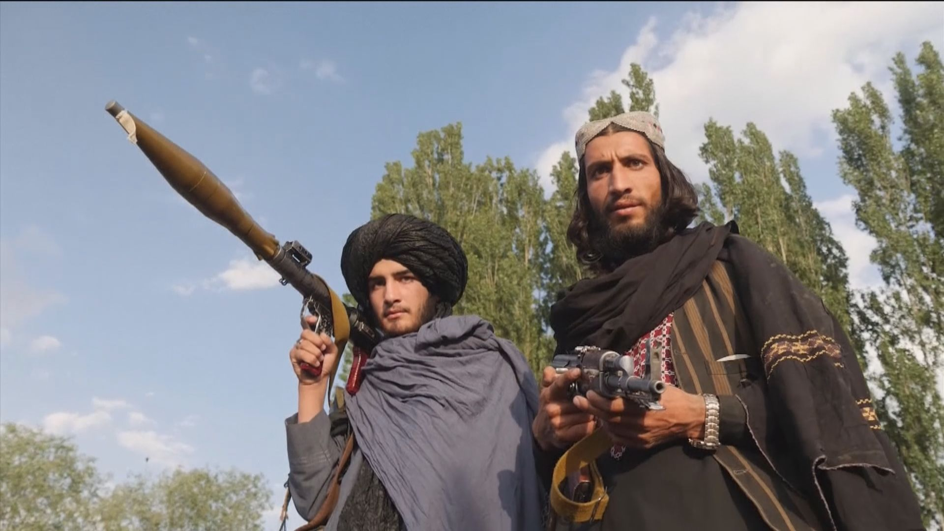 據報中國憂新疆穩定受影響 已跟阿富汗塔利班對話