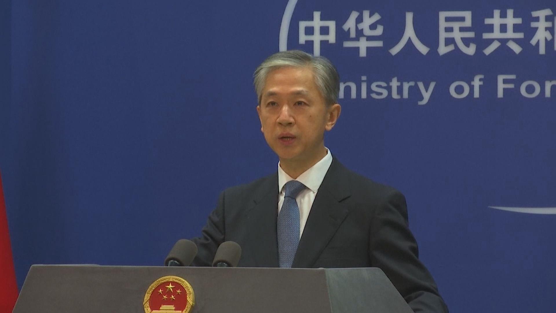 外交部:中國和阿富汗相互支持