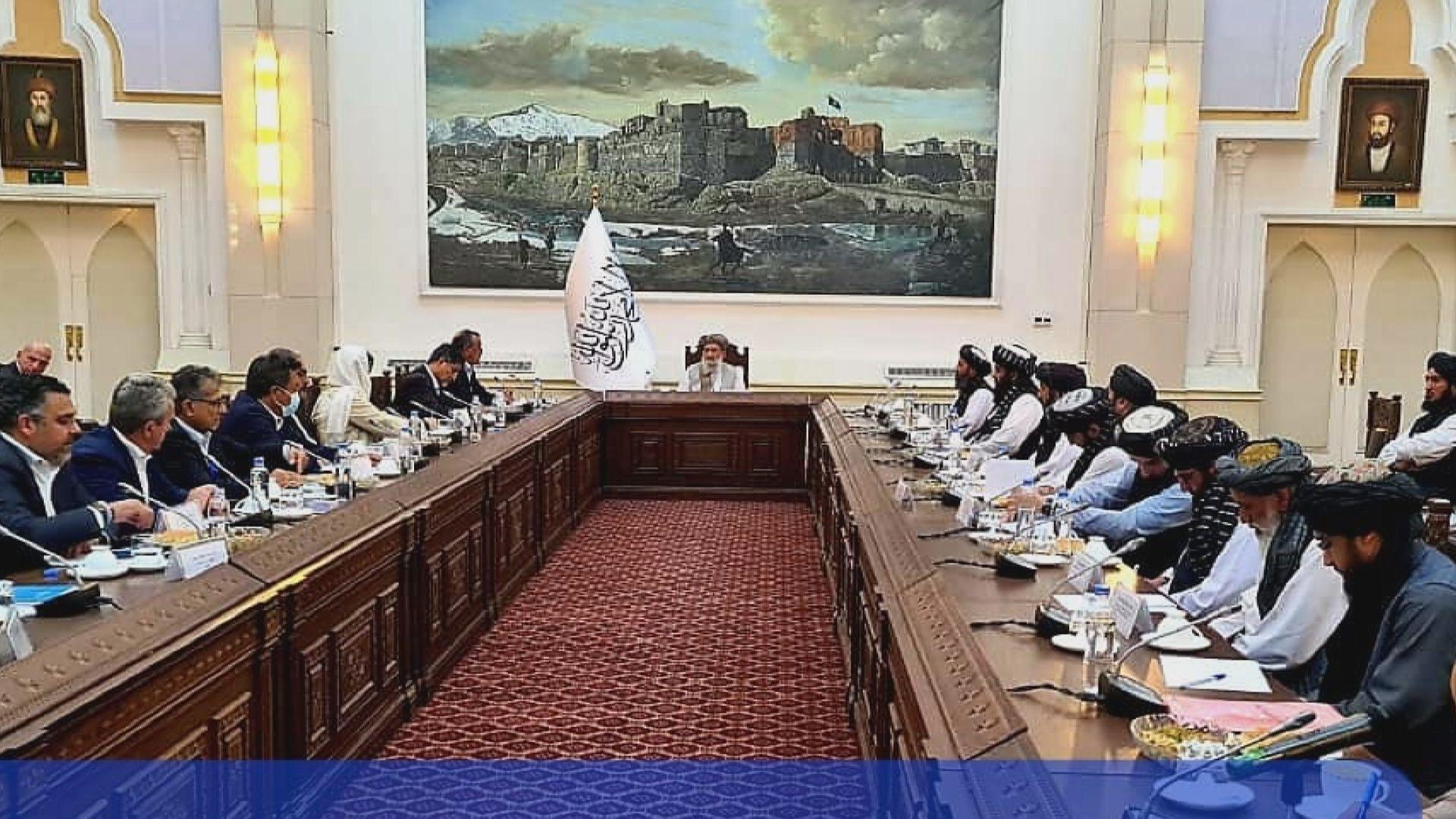 阿富汗塔利班發言人:希望與中國建立良好的關係