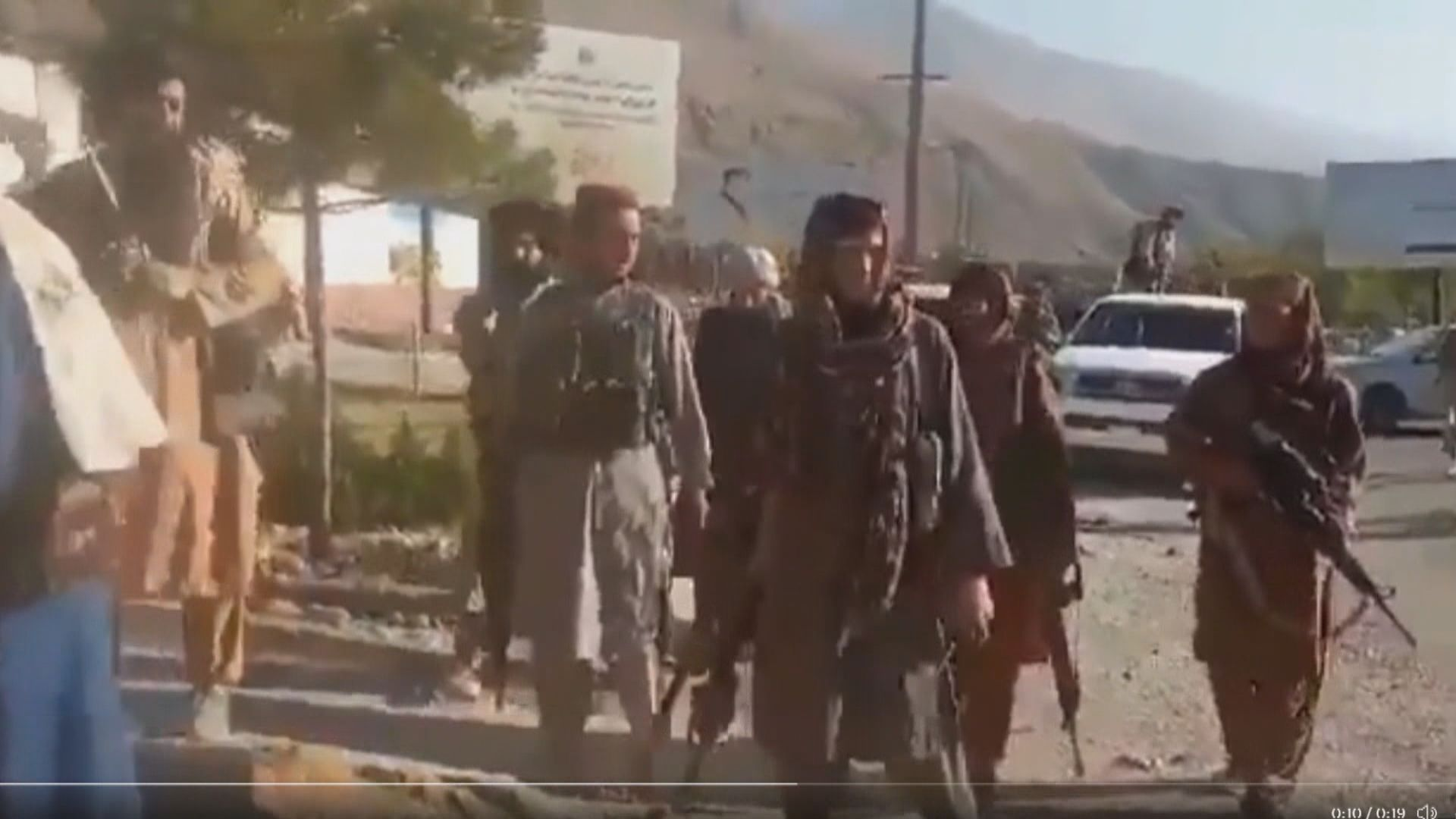 塔利班完全控制反抗勢力最後陣地潘傑希爾省