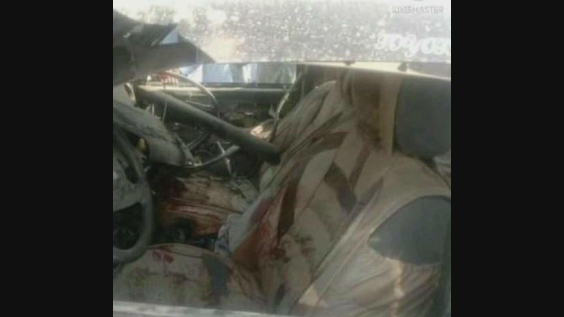 阿富汗發生多宗炸彈爆炸 至少三人死亡