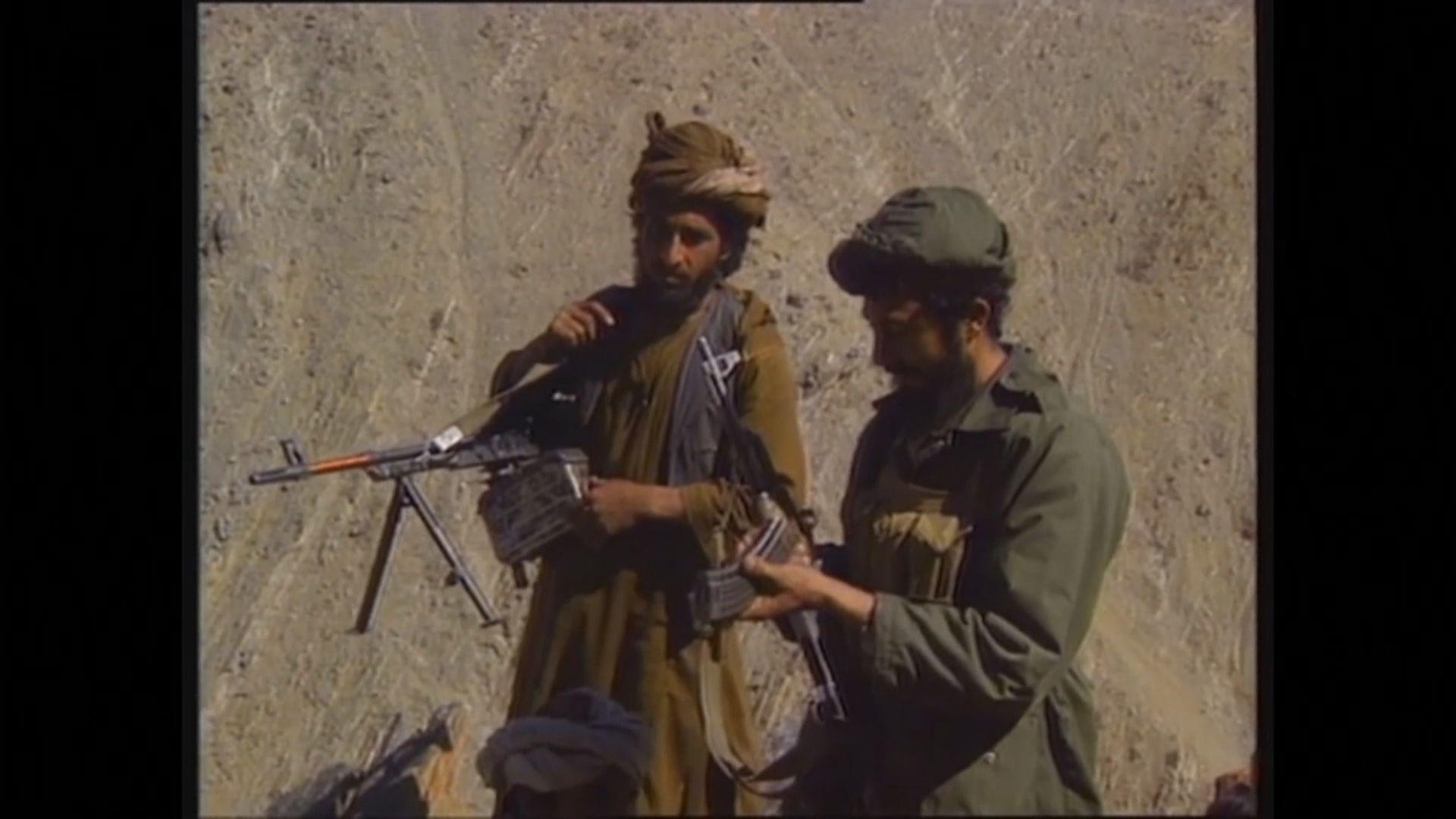 據報美中情局局長與塔利班領袖會晤