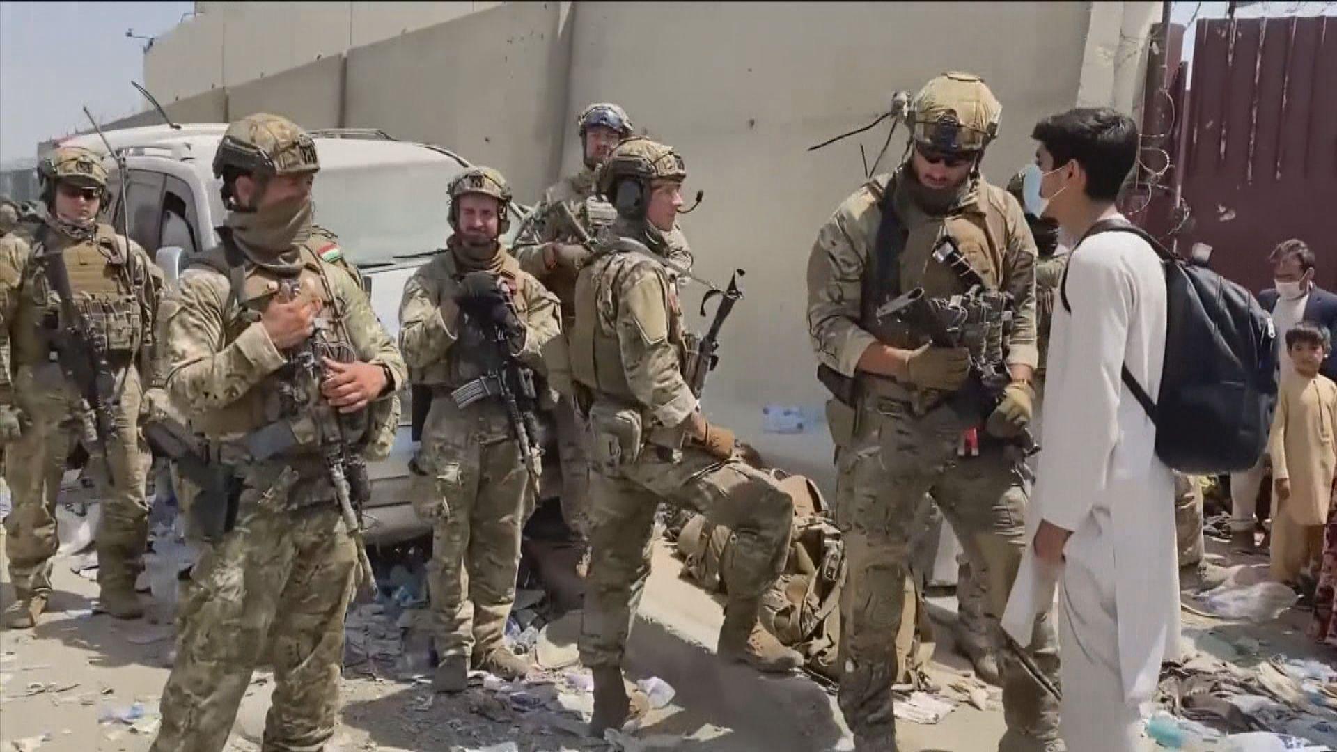 拜登重申撤軍目標不變 塔利班要求美國勿再鼓動專業人士離國