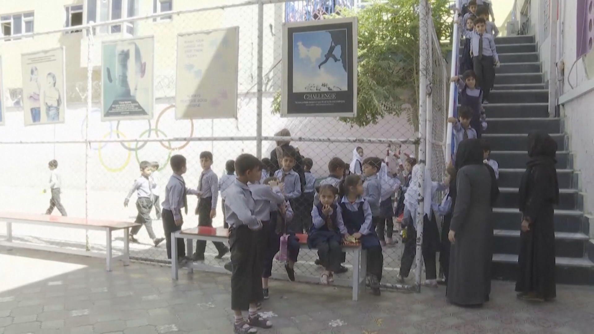 塔利班被質疑想禁止女性接受小學以上教育
